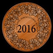 Emily Medal Bronze 2016