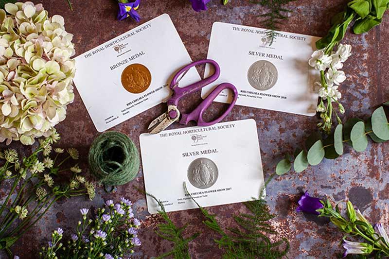 RHS Medals