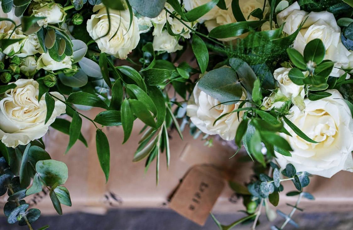 Persephone Violet Bespoke Wedding Flowers