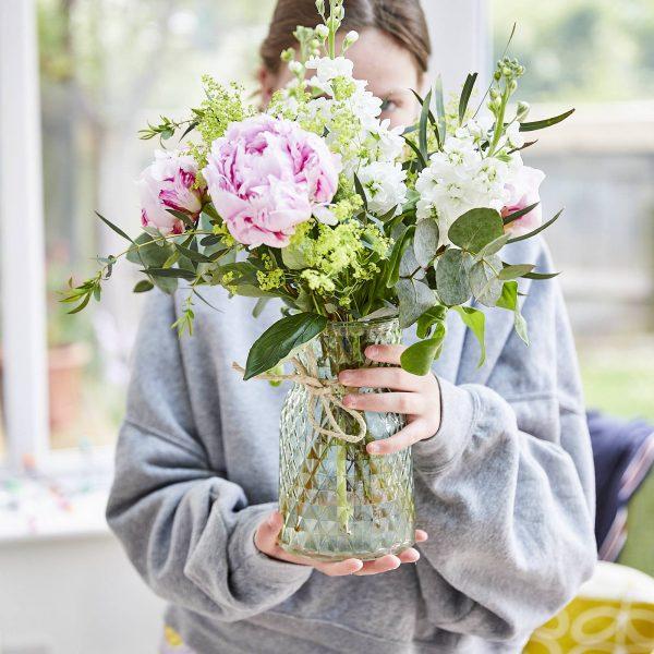 Persephone Violet Flowers By Post Tilda