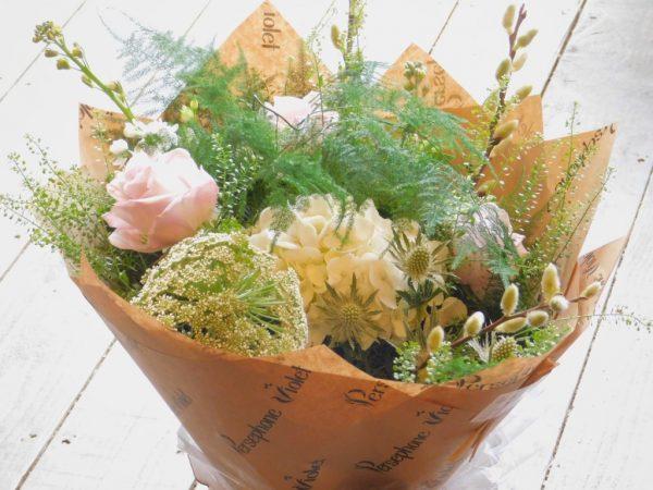 Persephone Violet Bouquet
