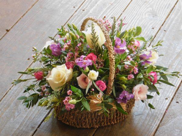 Persephone Violet Flowers Jane