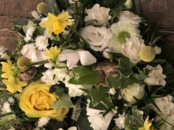 Persephone Violet Sentimental Flowers