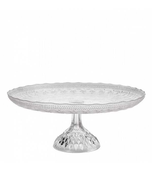 Cut Glass Cake Stands mixed styles