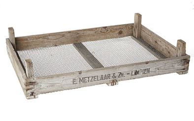 Dutch Bulb Crate