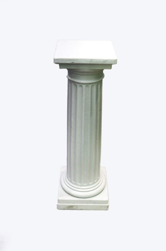 Grecian Column – Fits The Grecian Style Urn on Perfectly