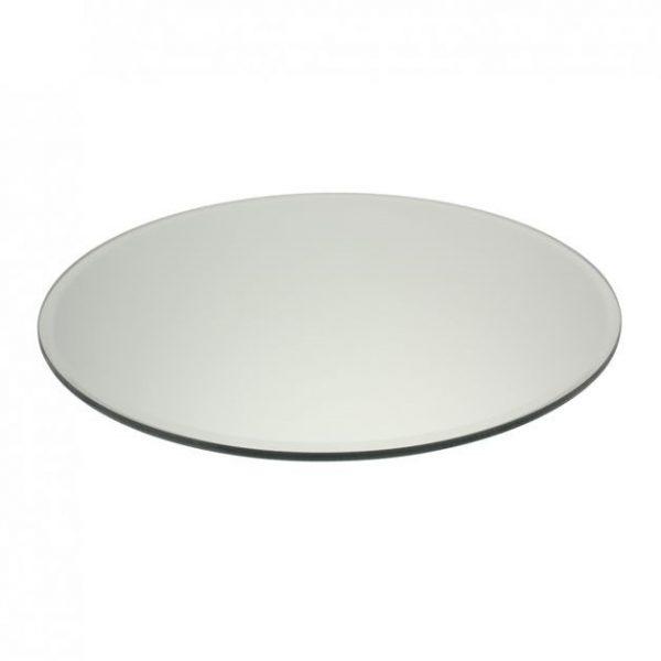 Mirror plate