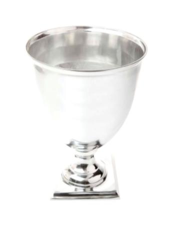Silver Goblet Urn
