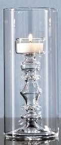 Tall Decorative Tea Light Holder
